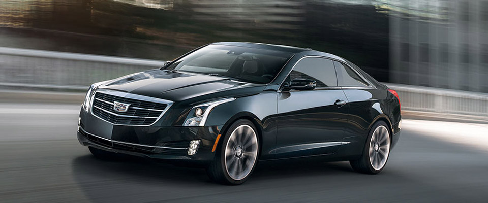 2016 Cadillac ATS Coupe For Sale in Hamilton