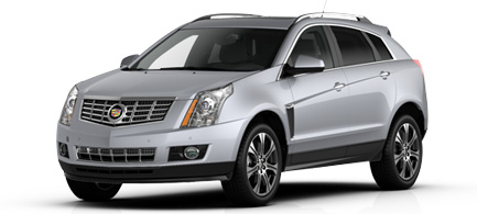 2015 Cadillac SRX Crossover For Sale in Dubuque