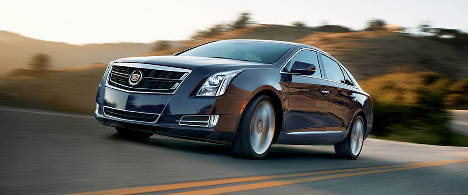2015 Cadillac XTS Sedan For Sale in Greenville