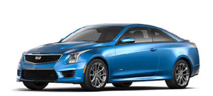 2016 Cadillac ATS-V Coupe For Sale in Hamilton