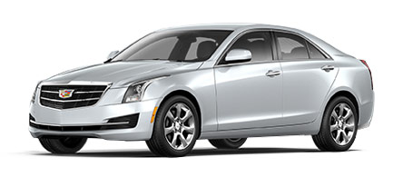Cadillac ATS Sedan For Sale in Greenville