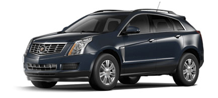 2016 Cadillac SRX Crossover For Sale in Greenville